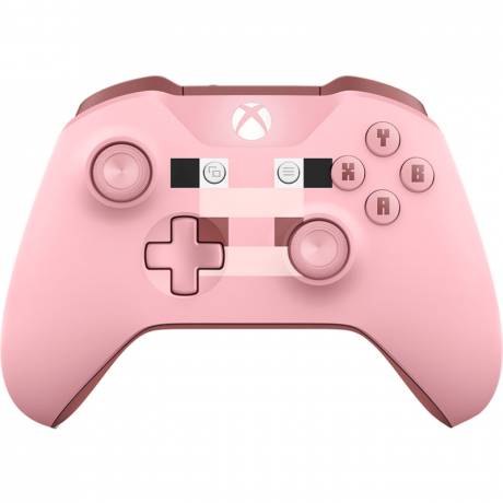 Microsoft-Xbox-One-Minecraft-Pig-Limited-Edition-Controller