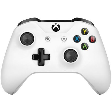 Microsoft-Xbox-One-S-Draadloze-Controller-Wit